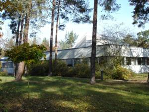 LTM-Lehrstuhlgebäude in der Egerlandstraße 5